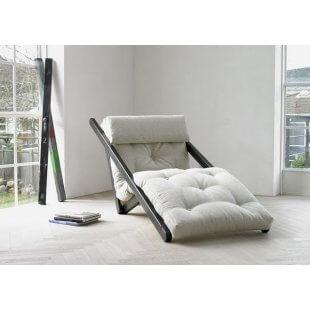 Futon-Lounge Sofa - Sessel Figo von Karup