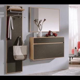 Garderoben Set V 100 Nr. 4 von Voss Möbel