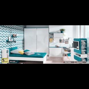 Jugendzimmer Allround all around in concept Cover von Wellemöbel