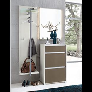 Garderobenkombination Bari 7800 von Leinkenjost