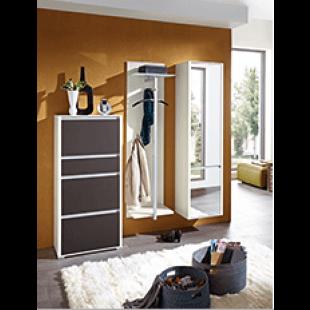 Garderobenkombination Bari 7810 von Leinkenjost