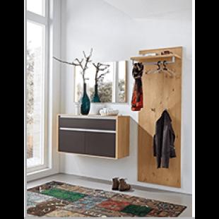 Garderobenkombination Bari 7820 von Leinkenjost