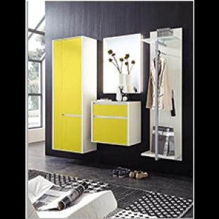 Garderobenkombination Bari 7830 von Leinkenjost