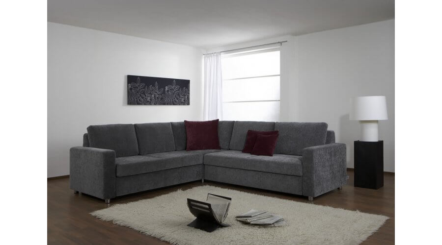 schlafsofa multiflex plus von poco polsterm bel. Black Bedroom Furniture Sets. Home Design Ideas