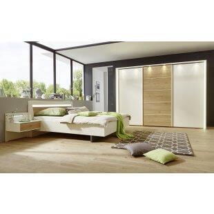 Schlafzimmer Fanò von Wiemann Möbel