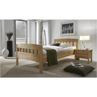 Komfortbett Massivholz 420.00 von Dico