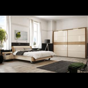 Schlafzimmer Cremona von Wellemöbel