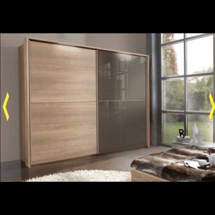 Schwebetürenschrank Velia 2A von Nolte Möbel