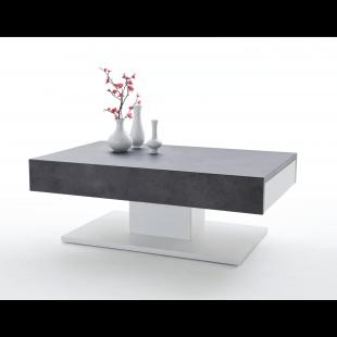 Couchtisch Lania Beton dunkel von MCA furniture
