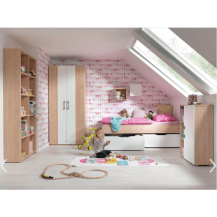 Jugendzimmer Happy von Wellemöbel