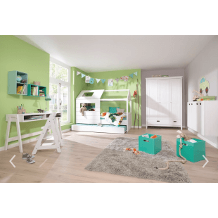 Jugendzimmer Lumio Kids von Wellemöbel