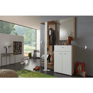 Garderobe Capri Set 2 von MCA furniture
