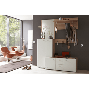 Garderobe Capri Set 3 von MCA furniture
