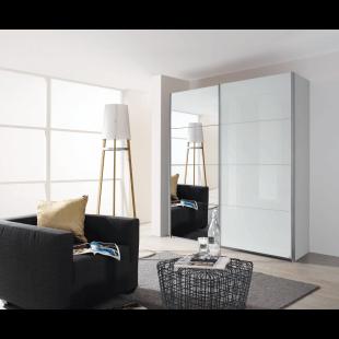 Schwebetürenschrank 181 cm Quadra von Rauch Möbelwerke