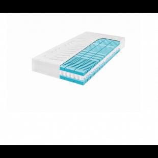 Frankenstolz Medi Inside T, 7-Zonen-Tonnentaschenfederkern-Matratze