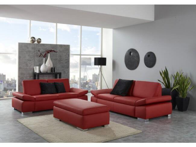 Sofa 3- Sitz Cesena von POCO Polstermöbel