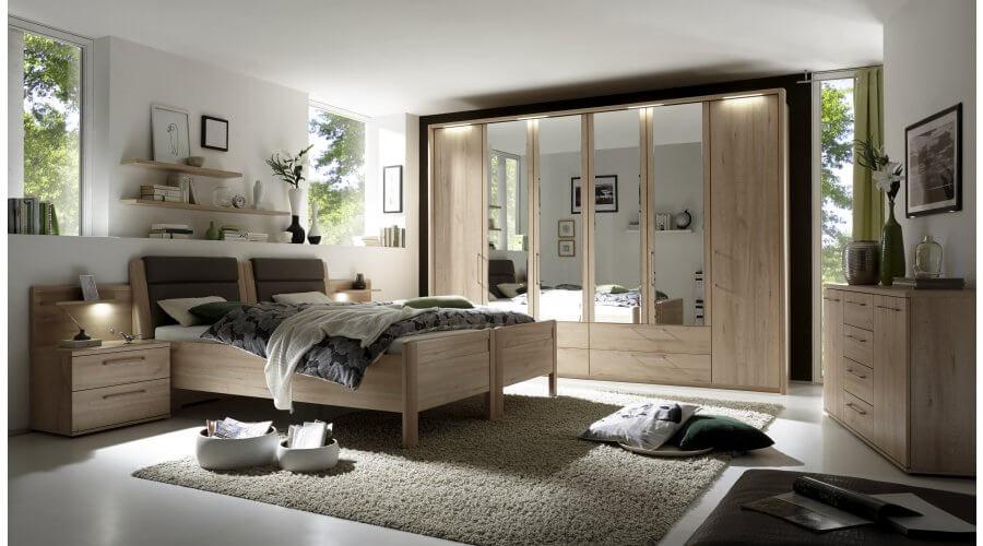 Schlafzimmer Mira 9287von Loddenkemper