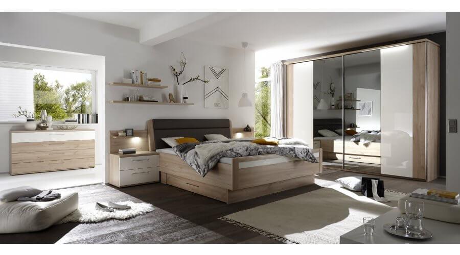Schlafzimmer Mira 9631 von Loddenkemper