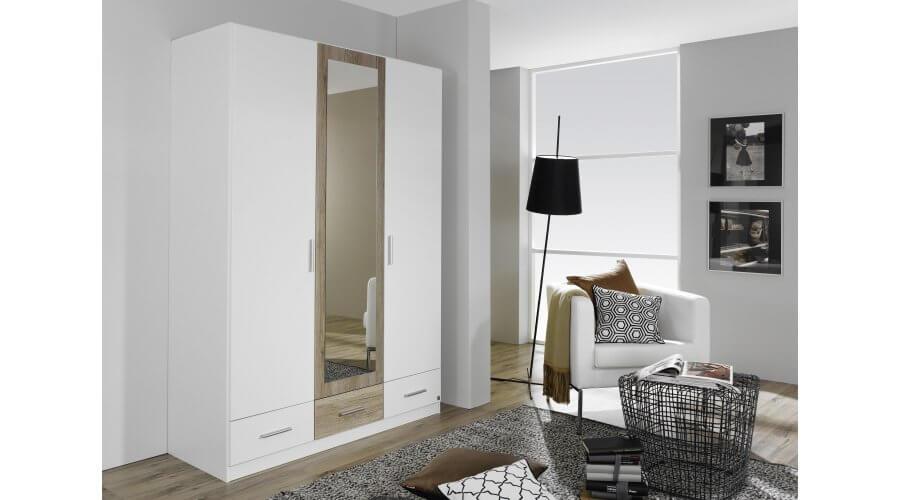 kleiderschrank b hl von rauch m belwerke. Black Bedroom Furniture Sets. Home Design Ideas