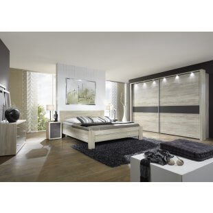 Schlafzimmer Donna Variante 1 von Wiemann Möbel