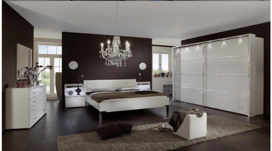 Schlafzimmer Dubai / Monte Carlo Vorschlag 1 Von Wiemann Möbel Schlafzimmer Junges Wohnen
