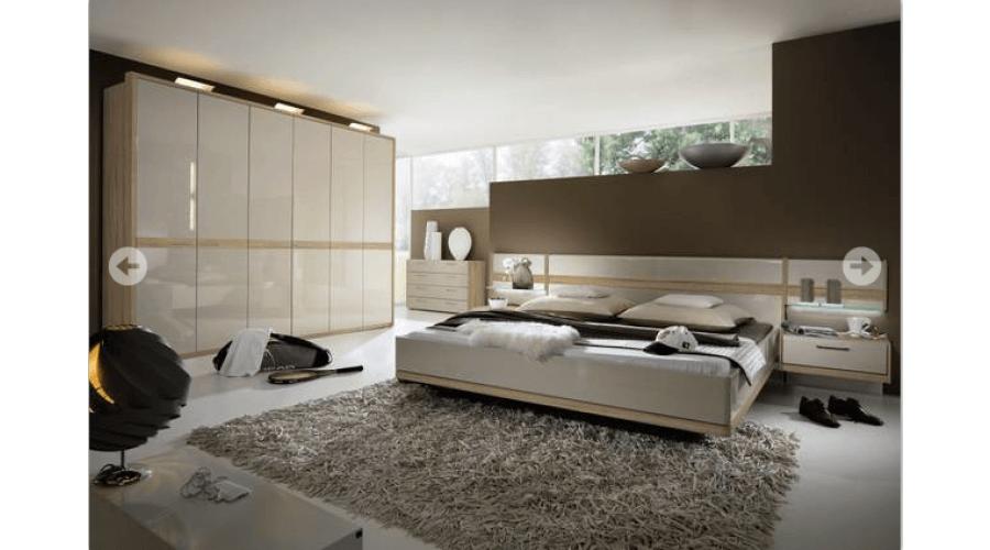 Schlafzimmer Leona Plus Vorschlag 1 von Rauch Möbelwerke