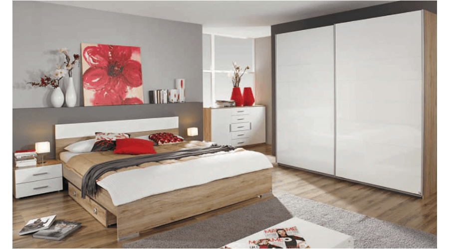 schlafzimmer lorca von rauch m belwerke. Black Bedroom Furniture Sets. Home Design Ideas