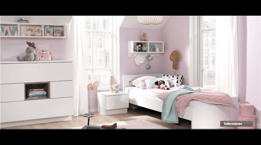 Wellemöbel Kinderzimmer   Babyzimmer Malie Von Wellemobel