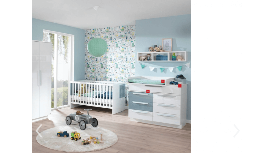 Babyzimmer Milla Von Wellemobel