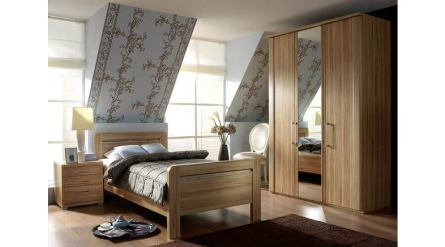 schlafzimmer iris variante 2 von rauch m bel. Black Bedroom Furniture Sets. Home Design Ideas