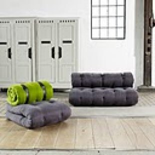 Futon Sessel - Sofa Buckle Up von Karup