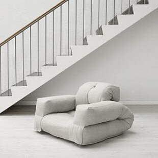 Futon Sessel - Sofa Hippo von Karup