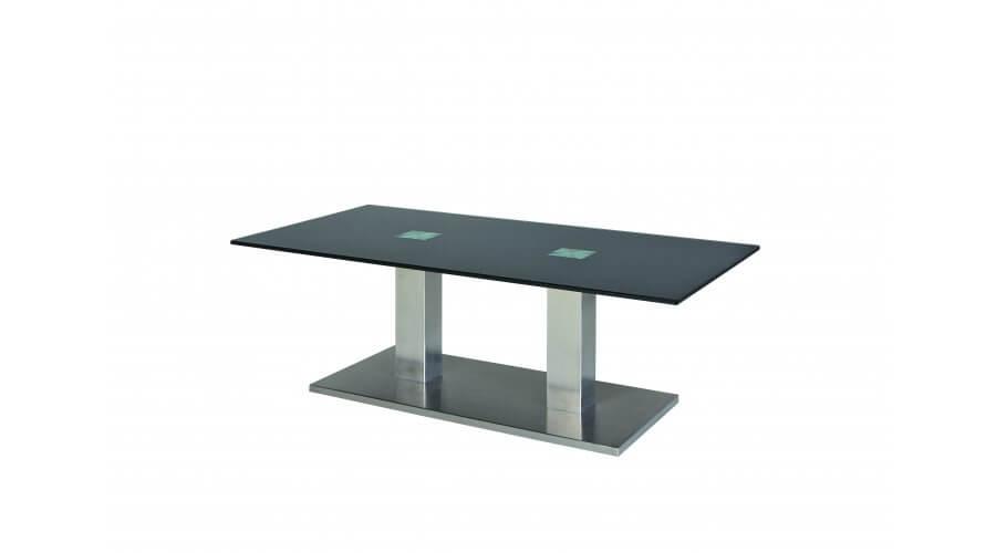 esstisch system nova von mwa aktuell. Black Bedroom Furniture Sets. Home Design Ideas