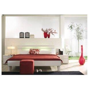 Systembett Plus 2 - Alu Rauch Möbelwerke