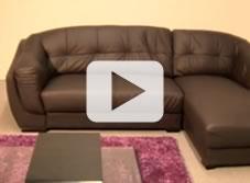 Polstergarnituren mit Video